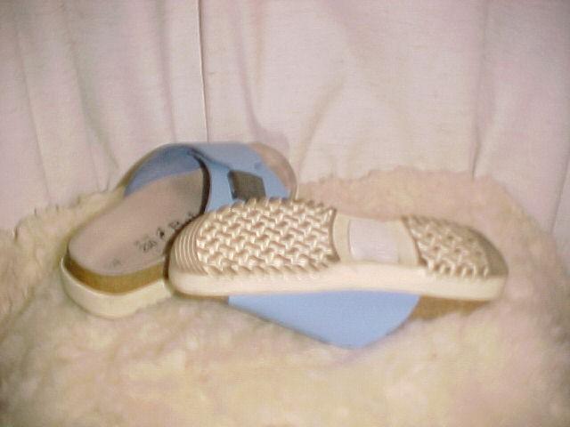 Powder Blue Betula Birkenstock's Sandals sz 36   *PRICE REDUCTION!*