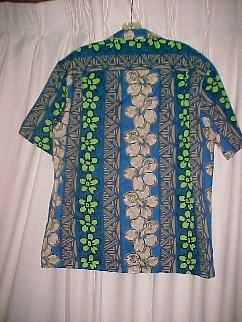 Vintage Hawaiian Shirt by Royal Creation