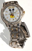 Mickey Mouse Day and Date Watch WR 5ATM