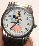 Minnie Mouse Watch  The Brave Little Tailor
