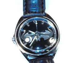 Batman Watch Official Fossil Limited Edition