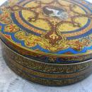 Vintage Fruit Cake Tin - Hostess Continental Baking Company  -