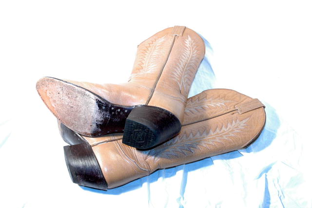 Cafe' Mocha (6Row) Tony Lama Cowgirl Boots 5.5  ** PRICE REDUCED!**