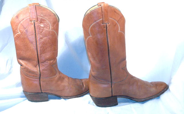 Tony Lama Basic Cowboy Rancher Boots 11 B    ** PRICE REDUCED**!!