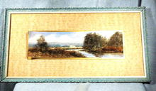 Country Scene Water color by Leroy