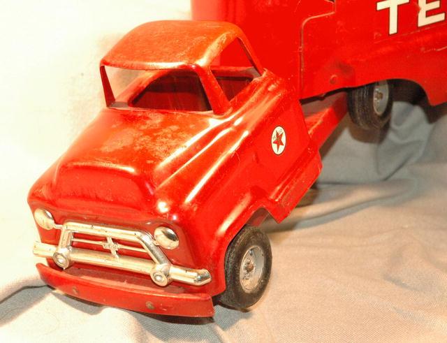 Buddy L Texcaco Tanker Truck 1950's