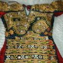 Fully hand-embroidered  Mirrored Banjaran  Choli  top