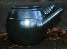Large Japanese   Teapot Yokode Kyusu  Side Handle