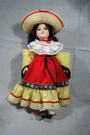 Effanbee Festive Mexican Doll in full costume