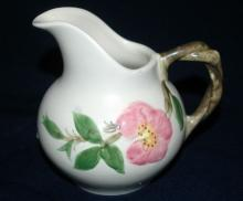 Franciscan® Desert Rose Creamer/ USA