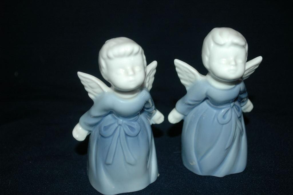 Lefton Kissing Boy, Girl Angels ( set)   Free Shipping