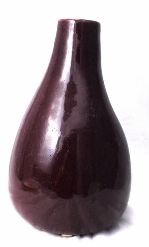 Modernest Pottery Eggplant Vase