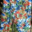 Vintage Hawaiian Capri Pants Ladies Size 9