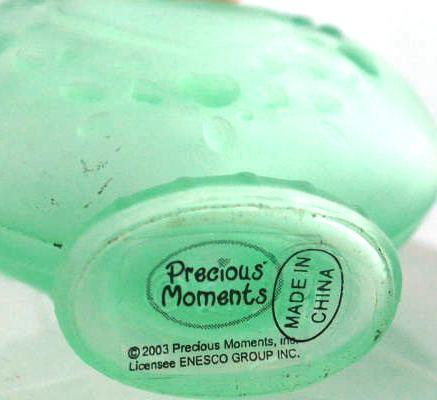 Precious Moments - Scents Of The Season Perfume Bottle - Summer #111558