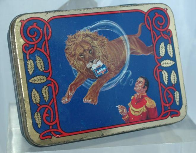Samson Special Shag Tobacco Tin Holland