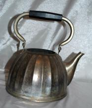 Russian-Soviet period-tea KETTLE stainless steel