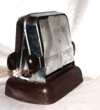 T1 LADY DOVER ANTIQUE VINTAGE Flip Flop Toaster