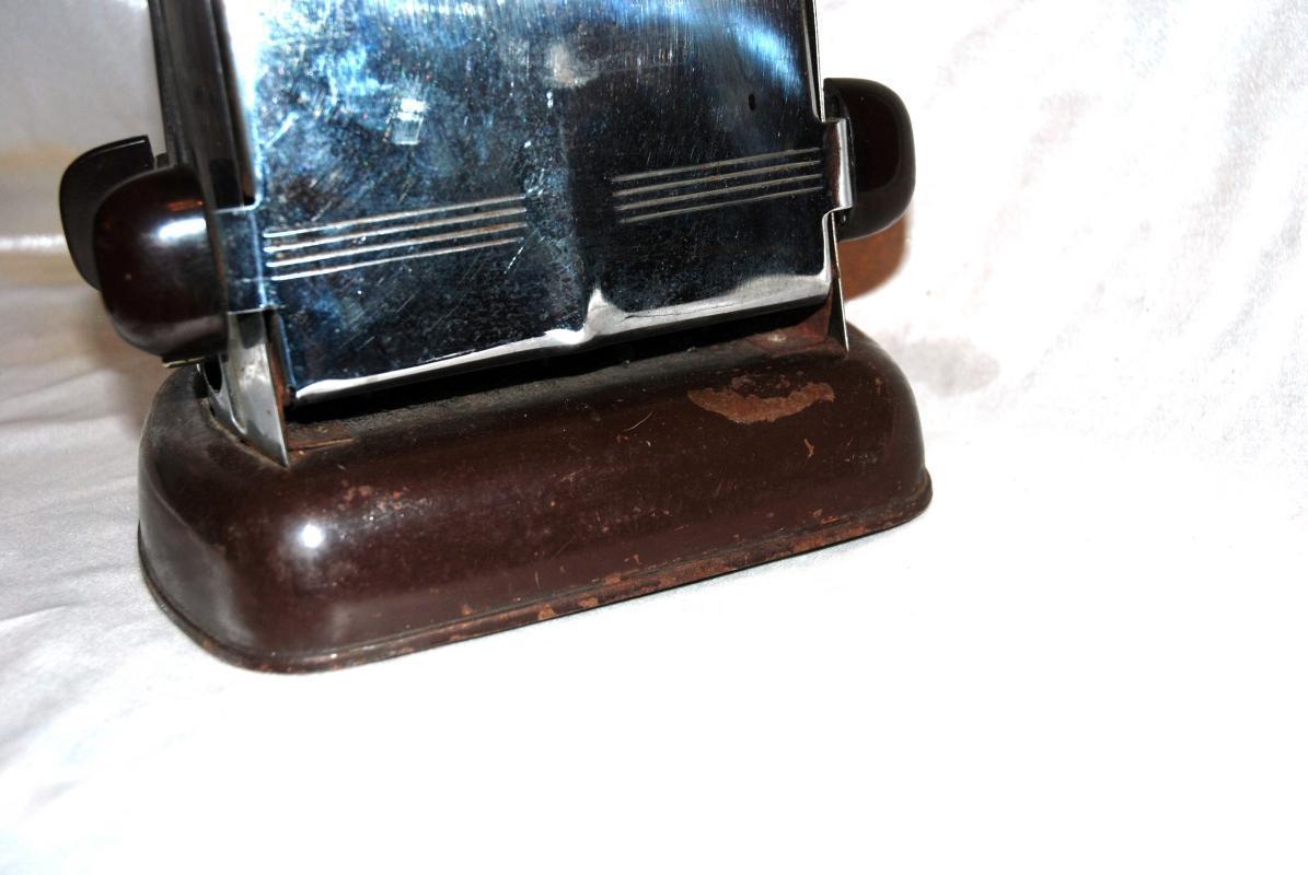 T1 LADY DOVER ANTIQUE VINTAGE Flip Flop Toaster