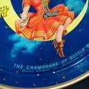 Miller High Life Beer Tray, Girl Sitting on Moon