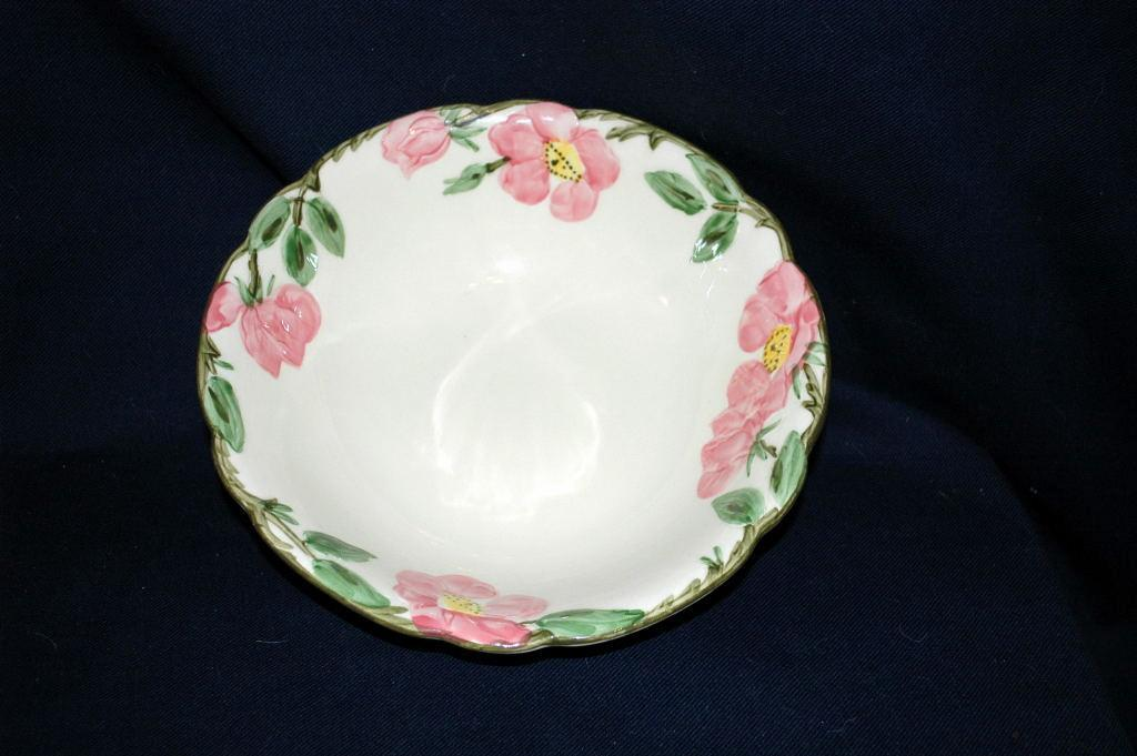 Vintage Franciscan DESERT ROSE Serving Bowl, 9 inches