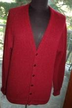 Vintage Alpaca Golf Sweater, Arnold Palmer size Large