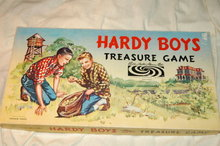 1957 Parker Brothers Hardy Boys Treasure Game