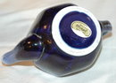 Small Paneled  PorcelainTeapot , Hand painted Arnart **PRICE REDUCTION**!