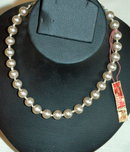 Laguna by Royal Simulated Pearl necklace with orig tag.