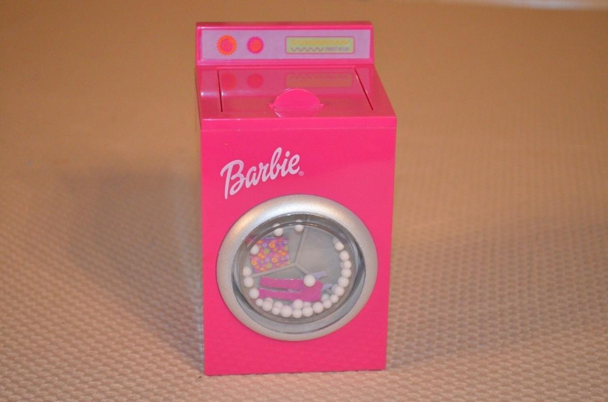 Barbie washing machine  BY    Mattel