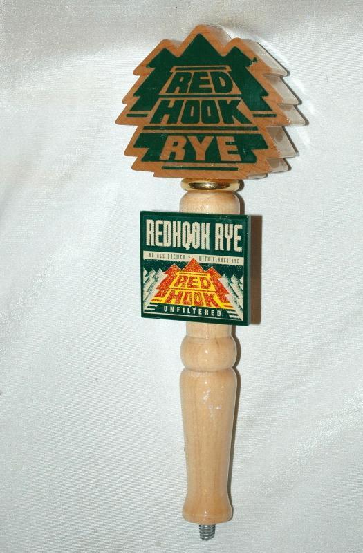 Red Hook Rye Wood Tap Handle