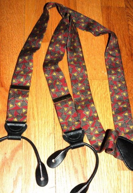 Trafalgar  Suspenders, Braces