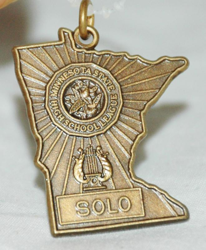 Minnesota State High School League Charm or Pendant