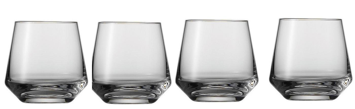 Schott Zwiesel Tritan Pure Rocks Juice Glasses - Set of 4