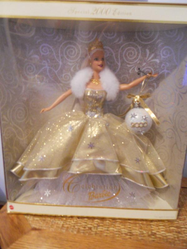 Special 2000 Edition Celebration  Barbie New In Original Box