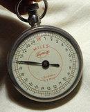 Vintage German Pedometer