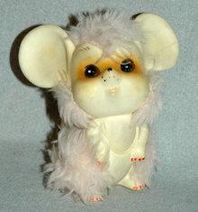 Vintage Kamar 1970 Girly Mouse
