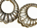 Substantial  Sterling Silver Earrings Taxco