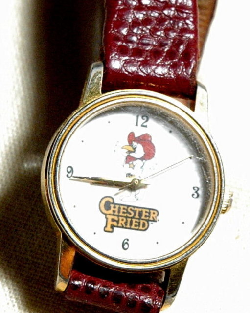 Chester Fried Chicken Watch Image Watches Inc. California