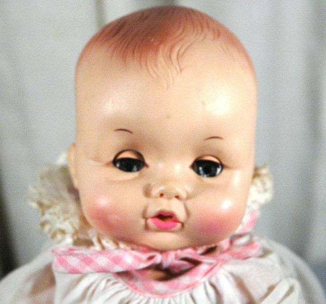 Effanbee Baby Doll , 12