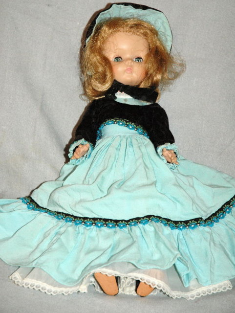Vintage  Vogue Doll with Sweet Southern Bell