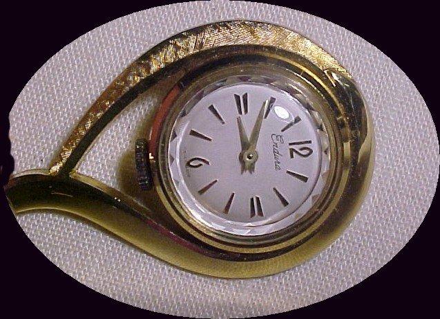 Endura  Swiss Made Pendent Watch Manual Wind