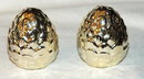 Silver Pinecones Salt & Pepper Shaker from Russ