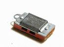 Antique Cracker Jack Toy Harmonica Charm 1 1/8