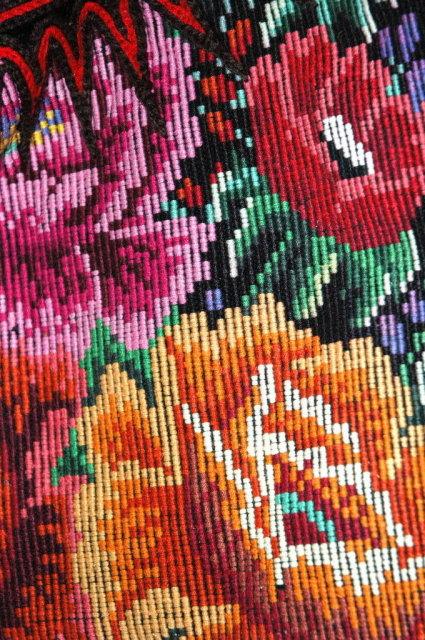 Handwoven Guatemalan Huipil Chichicastenagno