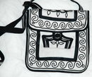 Guatemalan  Shoulder Bag from Solola Hand Woven  Wool  *SOLD*