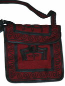 Guatemalan  Shoulder Bag from Solola Hand Woven