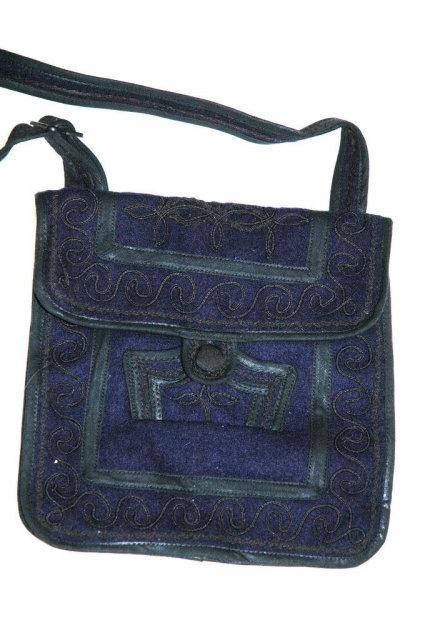 Hand Made Guatemalan  Shoulder Bag from Solola Hand Woven
