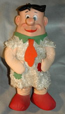 Hanna Barber 1961 Fred Flinstone Doll 19
