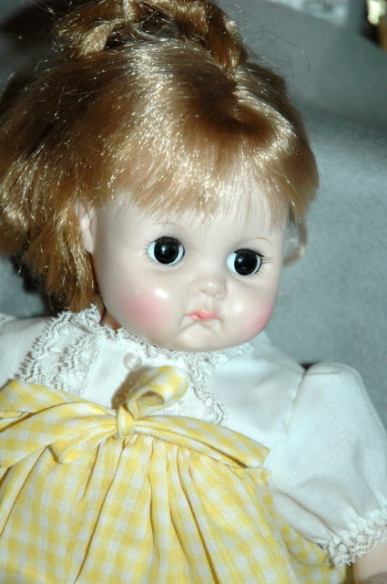 Madame Alexander Puddin Baby  Doll   that Cries