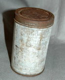 Antique Cresent Baking Powder Can